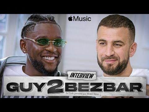 Youtube: Guy2bezbar, l'interview par Mehdi Maïzi – Le Code