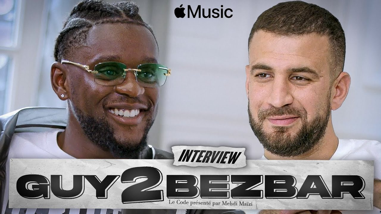 Download Guy2bezbar, l'interview par Mehdi Maïzi - Le Code