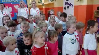 Mazurek Dąbrowskiego - Przedszkole w Pawliczce