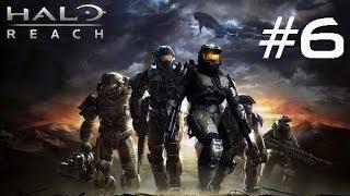 """Halo Reach Cutscenes - Часть 6 """"Длинная ночь утешения"""""""