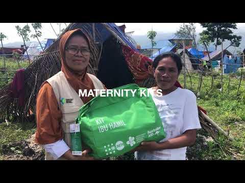 UNFPA Humanitarian Response Maluku October 2019