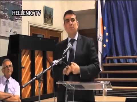 Dr. Klearchos Kyriakides - No Bizonal BiCommunal Federation for Cyprus