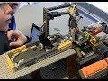 Lego WeDo and Technic Robotics Mining Centre Camp