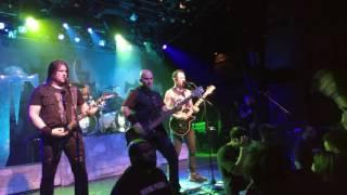 Trivium - Pillars of Serpents (Live) Irving Plaza 10-11-16 4K