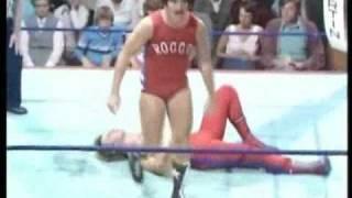 World Of Sport - Marty Jones vs Mark Rollerball Rocco pt.2 (78-07-26)