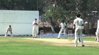 RCA XI vs HCA XI 17th of April 2015