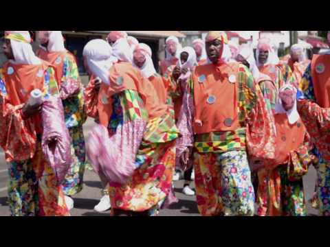 Grenada Carnival 2016 Shortnee, Vieux Corps