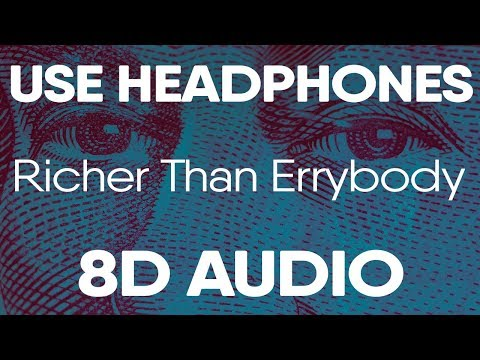 Gucci Mane – Richer Than Errybody (feat. YoungBoy Never Broke Again & DaBaby) (8D Audio)