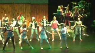 Reece Mastin in the The Golden Grove High School 2011 School Production