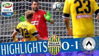Verona - Udinese 0-1- Highlights - Giornata 37 - Serie A TIM 2017/18