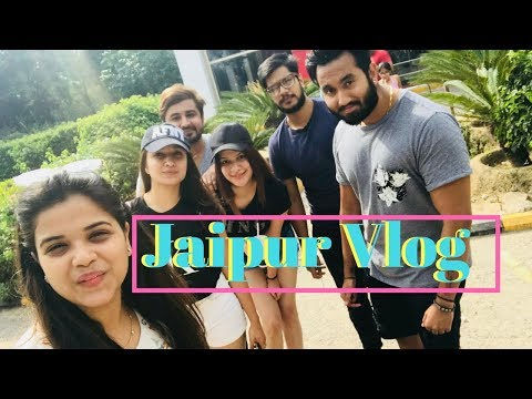 Trip to Jaipur | Travel Vlog | Nancy Bansal