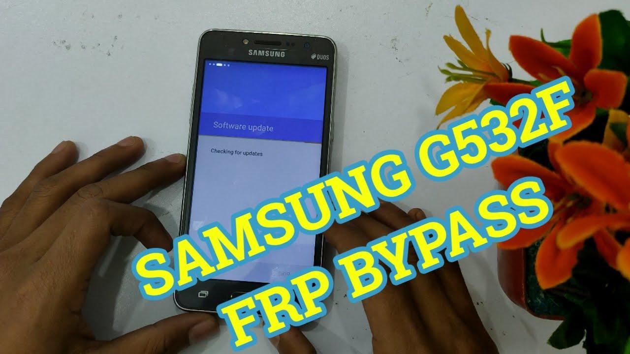 Samsung G532F FRP Bypass 2020 Easy Way