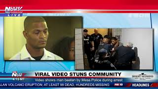 Viral Police Beating Of Robert Johnson and His Attorney Speaks Out