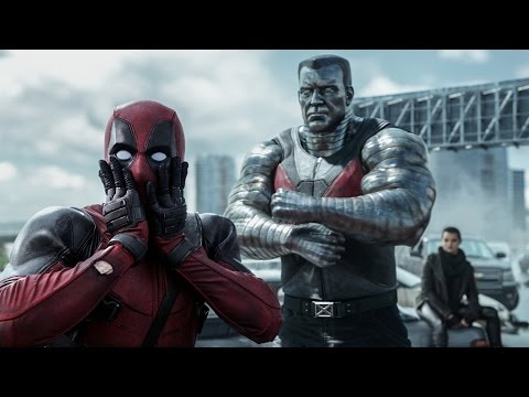 Deadpool: ALL Red Band Trailers