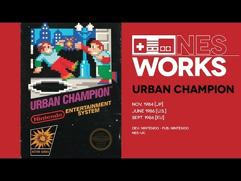 Urban Champion retrospective: Fun like a punch to the face | NES Works #024