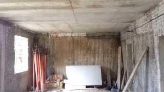 Электромонтаж в доме из несъёмной опалубки из пенополистирола(Ремонтно-отделочные работы и электромонтаж в Тюмени. Тел. 89199206445 На видео показан пример электромонтажа..., 2013-09-03T15:53:57.000Z)