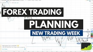Forex Trading Planning (Preparation For The Trading Week)