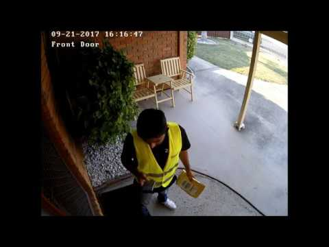 DHL Courier Service - No Care For Package