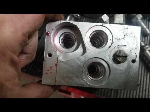 Western Plow Pump Repair. Fix Turning And Up Down