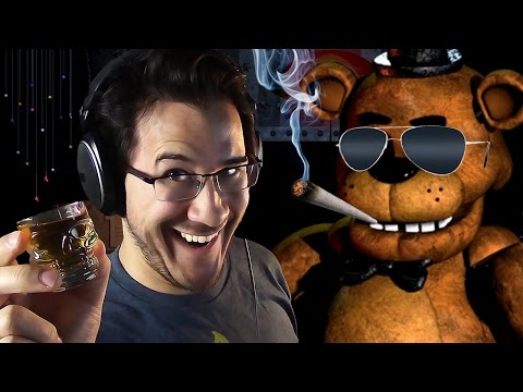FREDDY IS READY! (1st Shot) | Five Nights at F**kboy's DRUNK - Part 1