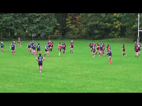 2017 10 21 Capilano Premier Women vs Burnaby Lakes First Half