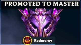 This champion actually got me MASTERS back - Journey To Challenger | LoL