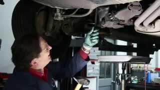 How to Change Mercedes Rear End Fluid: Full Procedure