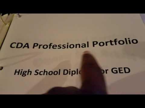 CDA Portfolio
