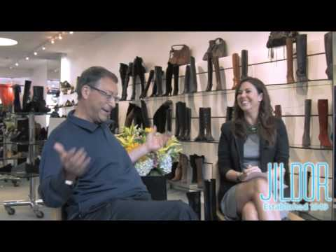 Stuart Weitzman Interview - Part IV