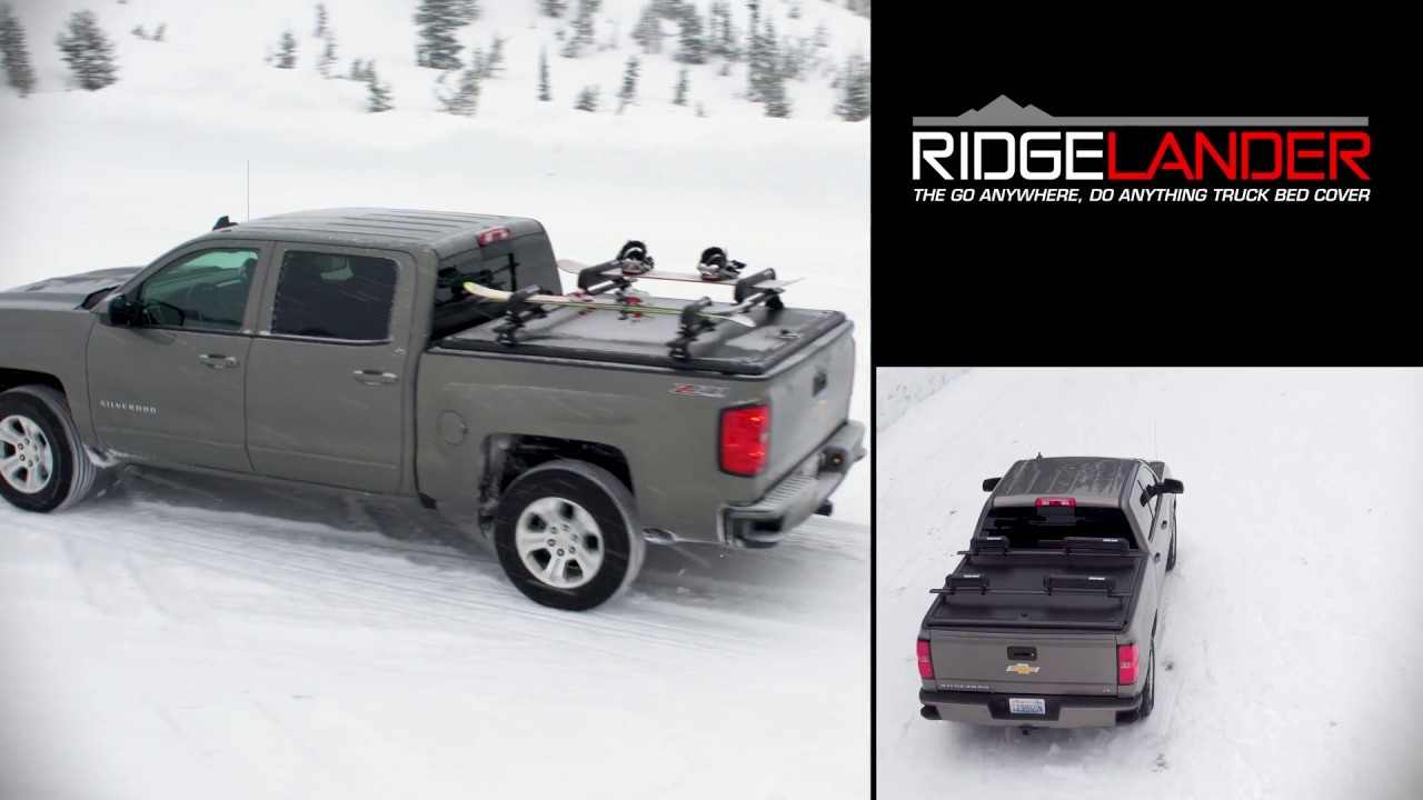Undercover Ridgelander The Ultimate Truck Bed Cover For Winter