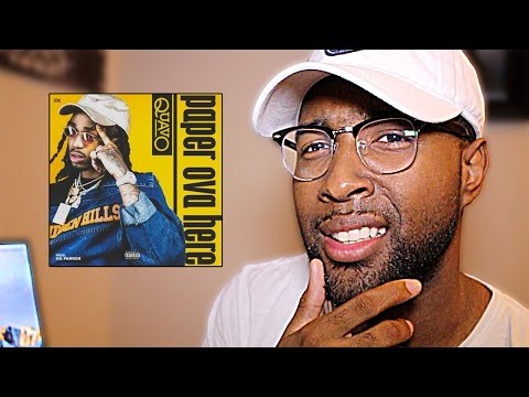 Quavo - Paper Over Here (Review / reaction)