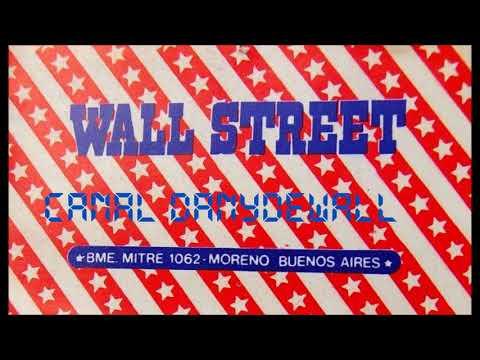 Mix Clasicos Wall Street