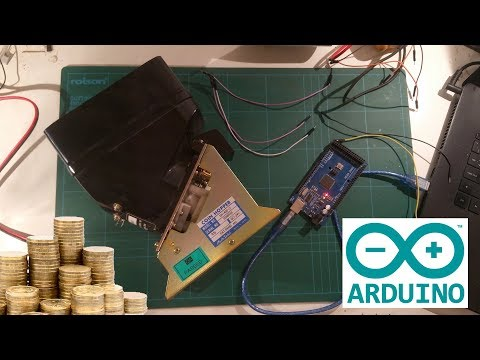 Controlling a Coin Hopper with Arduino + Code