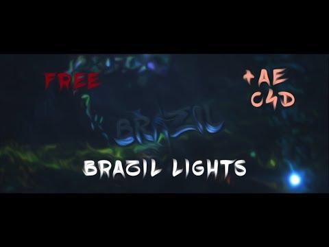 FREE BRAZIL LIGHTROOM [insp. Braz] +AE & C4D