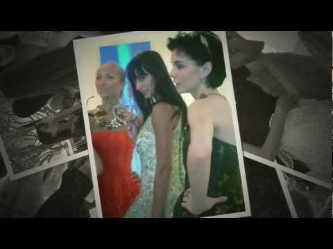 Natalia Osipova, Polina Semionova, Ekaterina Shipulina, Ekaterina Krysanova in Oscar De la Renta...