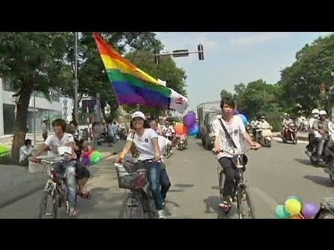 orgullo gay bicicleta