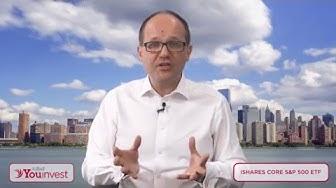 Fundamentals – iShares Core S&P 500 UCITS ETF
