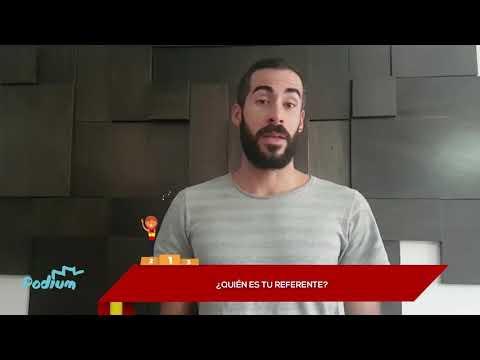#EntrevistaPodium con Vicente Hernández