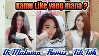 Dimatamu ( Remix ) | Tik Tok | Cewek Cantik