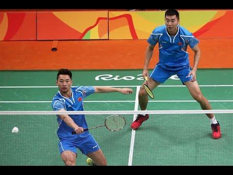Fu Haifeng/Zhang Nan vs. Chai Biao /Hong Wei 2016 China Team Olympic Preparation Match