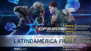 Crossfire Español CFS Latinoamerica Finals Grupo SBS 10 de Agosto