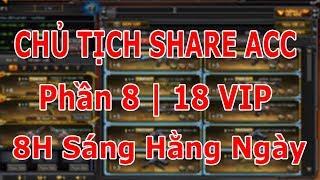 Share ACC CF   Share Acc CF 18 Vip   Acc Ko Lỗi Đăng Nhập   Phần #8