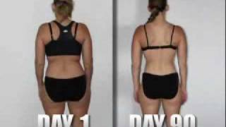 My 90 day P90x results video!
