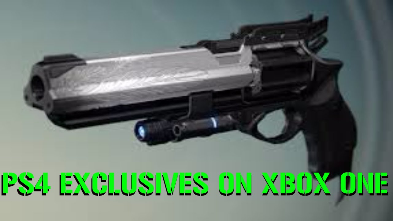 Destiny how to get hawkmoon on xbox one youtube
