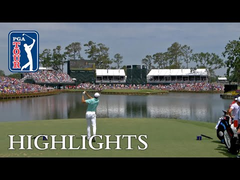 Jordan Spieth's Highlights | Round 3 | THE PLAYERS