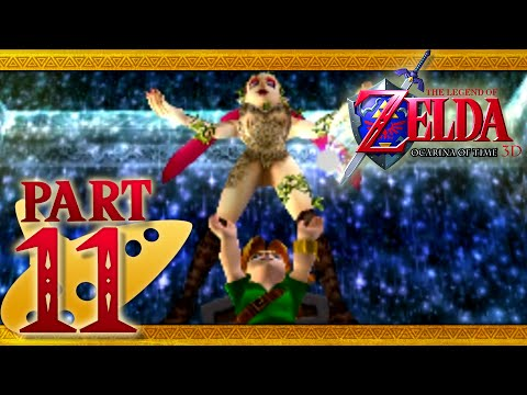 The Legend of Zelda: Ocarina of Time 3D - Part 11 - Great Fairy