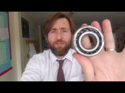 Spinners! - how do fidget spinners work? - Quick Physics Video