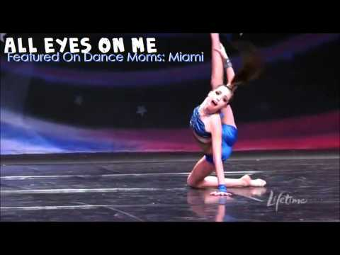All Eyes On Me- Joy Charity Enriquez: Featured On Dance Moms Miami [FULL SONG]
