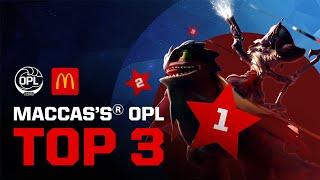 Macca's® OPL Top 3: Week 6