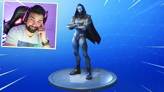 "The New Fortnite ""OMEN"" SKIN Gameplay.."
